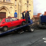 Recycle Your Car in Frodsham