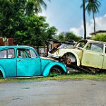 Scrap Cars in West Kirby