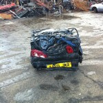 scrap your vehicle in West Kirby