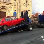 Car Scrap in Meols