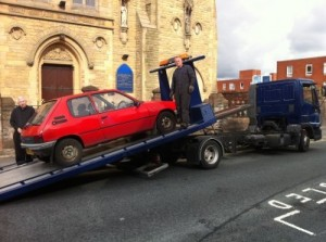Car Scrap Value in Birkenhead