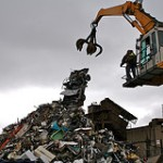 car recycling in Frodsham