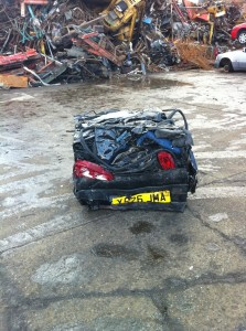 Car Scrap Value in Ellesmere Port